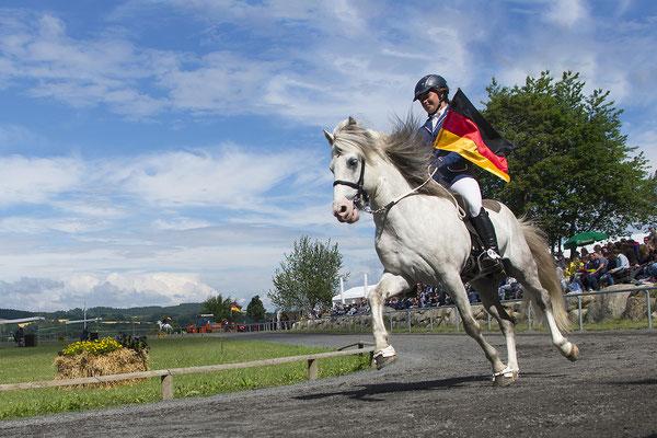 German Champion, Foto: Bernhard Lang