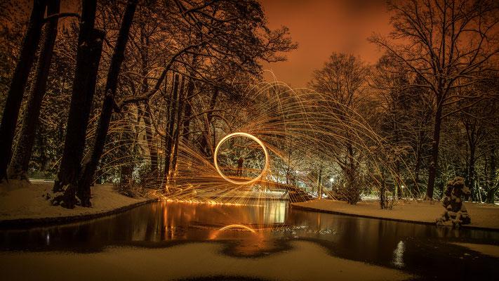 Feuersturm, Foto: Heiko Prechtel