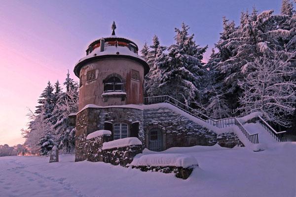 Grenzlandturm, Foto: Annelies Neumann