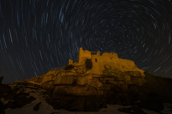 Sternenspuren, Foto: Joseph Beinru