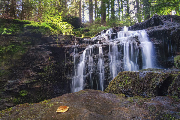Bild 07: Muglbach Wasserfall
