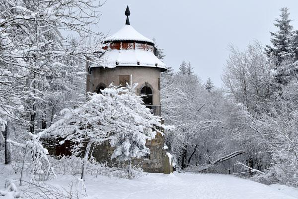 Grenzlandturm, Foto: Bernhard Czichon