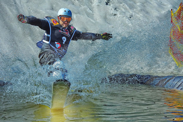 Boardercross, Foto: Dieter Neumann