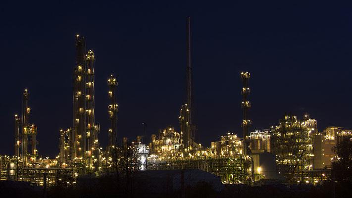 Raffinerie, Foto: Bernhard Lang