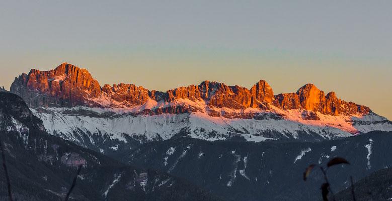 Schlern Massiv in Südtirol, Foto: Karl Polland