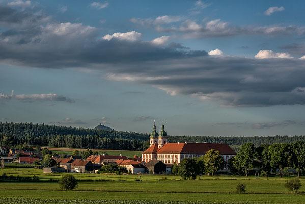 Klosterdorf Speinshart, Foto: Günther Klein
