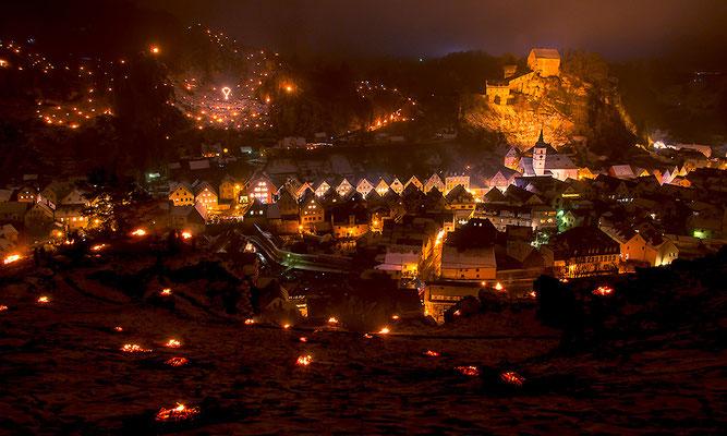 1000 Lichter, Foto: Bernhard Lang