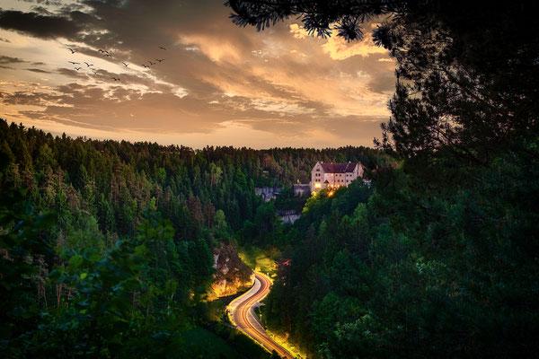Burg Rabenstein, Foto: Heiko Prechtl