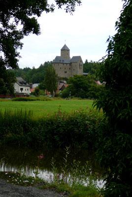 Burg Falkenberg, Foto: Franz Stadler