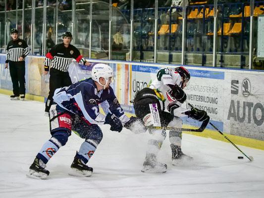 Eishockey, Foto: Elke Englmaier