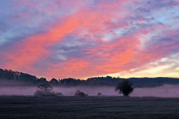 Sonnenaufgang, Foto: