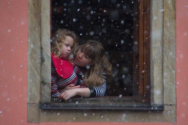 Am Fenster, Foto: Dieter Neumann