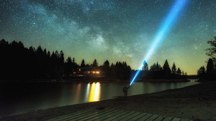 Milky Way, Foto: Heiko Prechtl