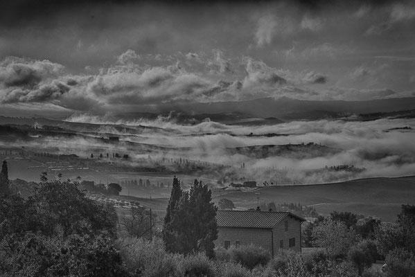Toskana, Foto: Bernhard Lang