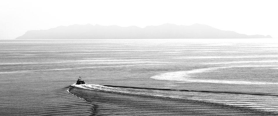 Land in Sicht, Foto: Helmut Meier