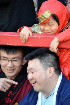 Chinesenfasching, Foto: Bernhard Czichon