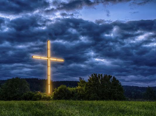 Bild 05: Kreuz in Pfaben