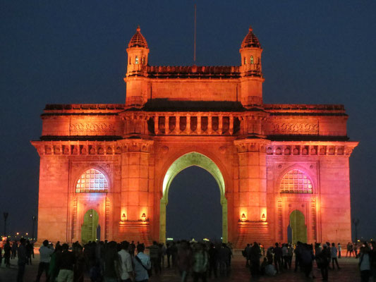 Gateway of India - Mumbai - Indien