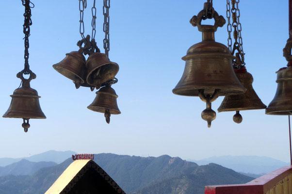 Blick auf den Himalaya - Shimla - Indien