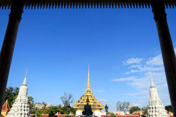 Königspalast - Phnom Penh - Kambodscha