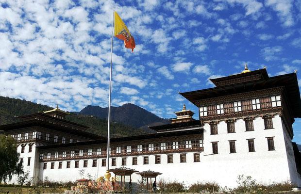 Kloster Thimpu - Bhutan