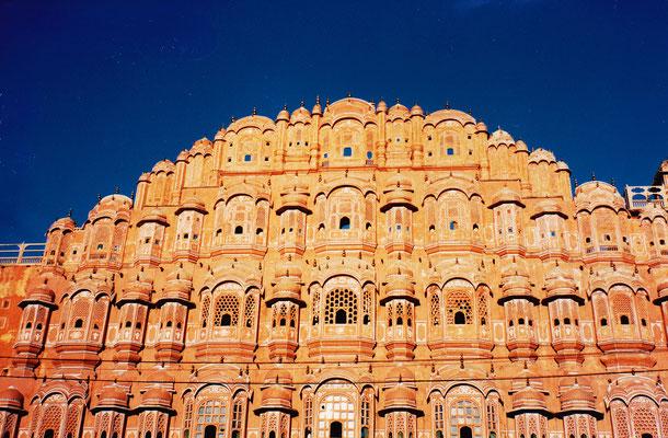 Palast der Winde - Jaipur - Indien
