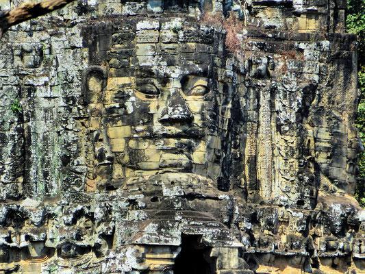 Bayon - Angkor - Kambodscha