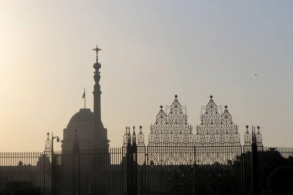 Präsidentenpalast - Neu-Delhi - Indien