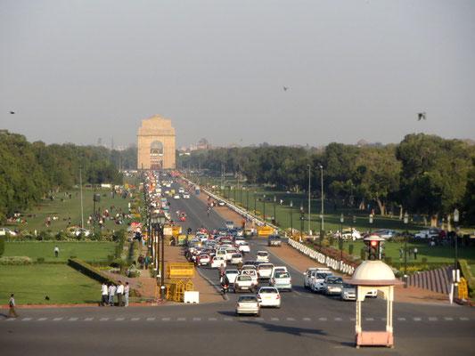 Rajpath - Neu-Delhi - Indien
