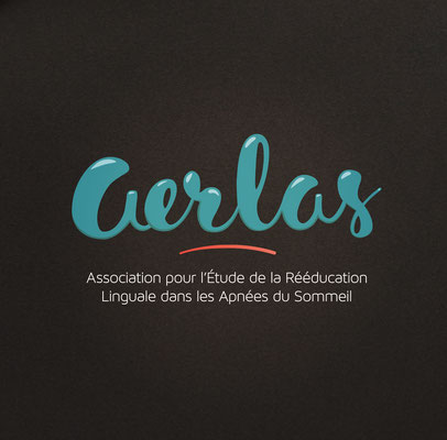 Conception logotype association Aerlas (Montpellier).