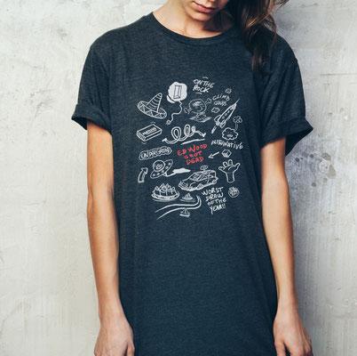 Visuel Tee-shirt Spread shirt (Accessoires personnalisés).