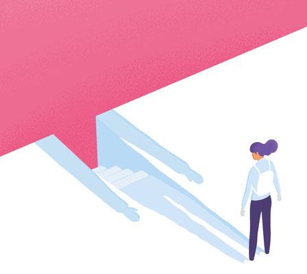 Conception illustrations, (projet) agence Comillus (Paris).