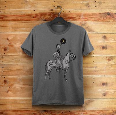 Conception illustration pour Tee-shirt Spread shirt (Accessoires personnalisés).