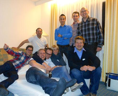 Roomparty Landeskongress in Friedrichshafen