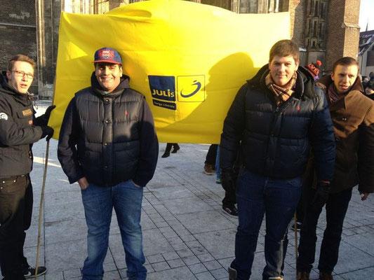 Demo gegen ACTA