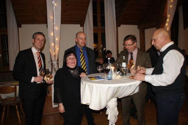 Empfang der Landtagsfraktion in Wiblingen