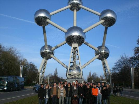 Brüsselfahrt mit den Landes-JuLis