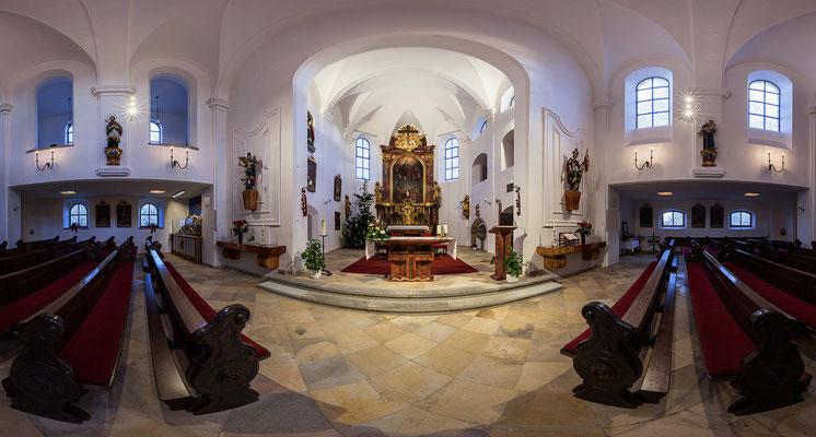 Kirche Aschach an der Donau