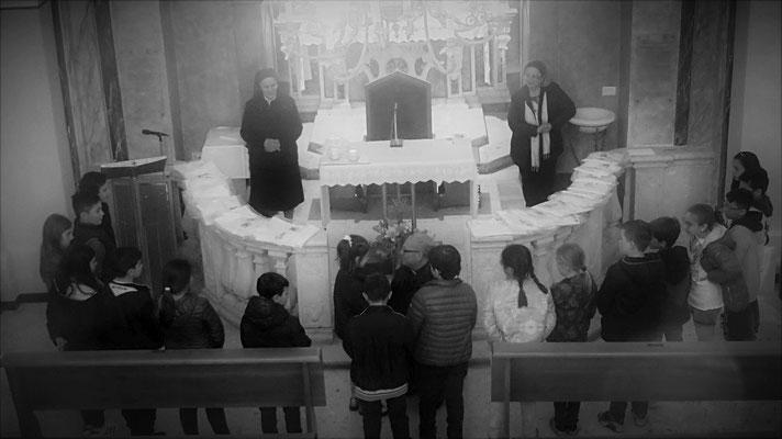 ritiro presso il Santuario di San Michele