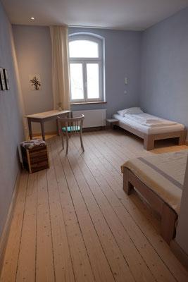 Zimmer, natürlich auch als Doppelzimmer
