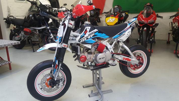 Pitbike SM Umbau