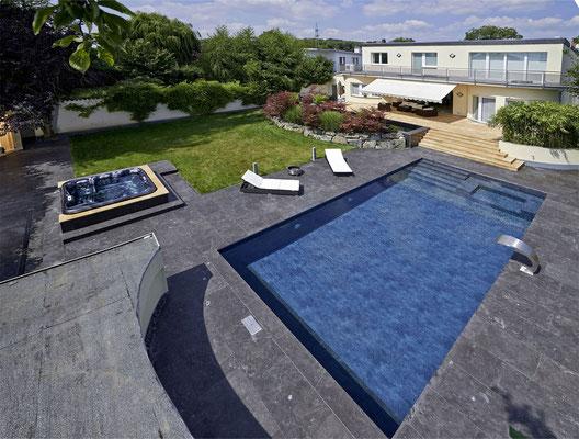 Folien farbe alkorplan touch elegance pool more gmbh for Pool mit folie auskleiden