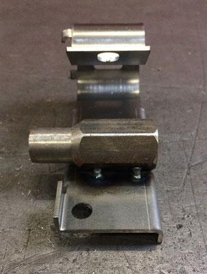 Acier DC01, épaisseur 1,5 mm