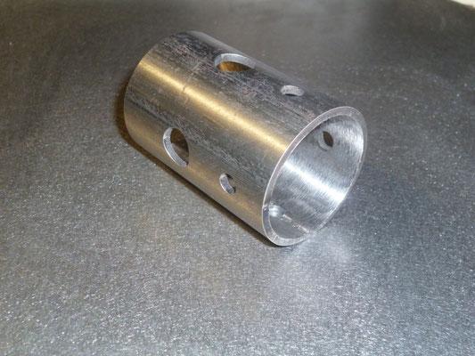 Tube diamètre 48,3, acier décapé DD11, épaisseur 2,6 mm