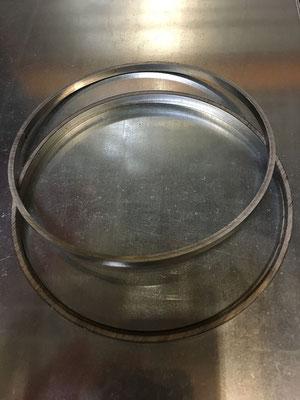 Découpe circulaire
