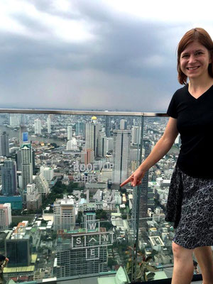 314 Meter hoch ist dieser Aussichtspunkt