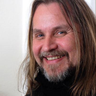 Holger Much, Illustrator, Autor und Ideengeber für die Veranstaltung Anderswelt in meiner Galerie