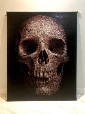 """""""A peaceful world in shadows"""" - Das fertige Gemälde - Stand 17.05.2020 - Künstler: Adam"""