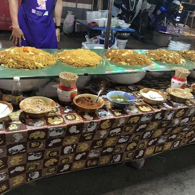 Streetfood 1: Nudeln ohne Ende