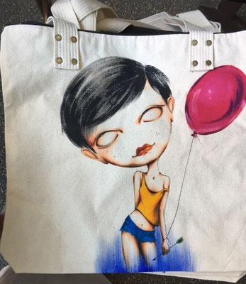 Beutel von Zombiedolls: Luftballon, 44€